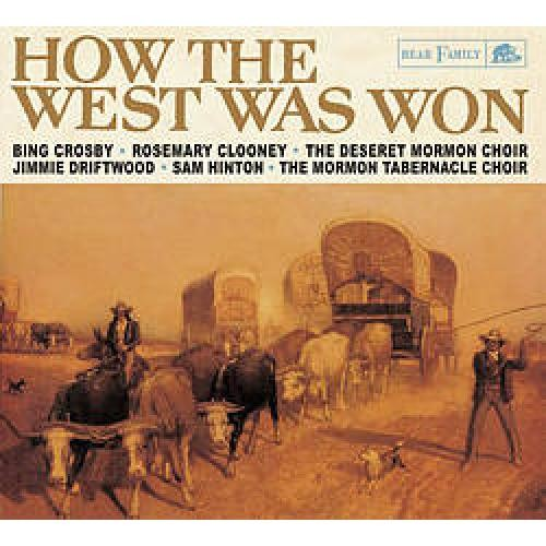 How the West Was Won [Bear Family] [CD]