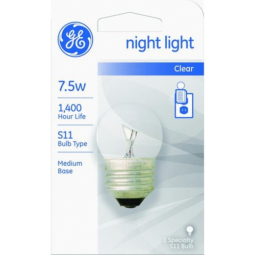 Satco S11 Incandescent Light Bulb - S3794