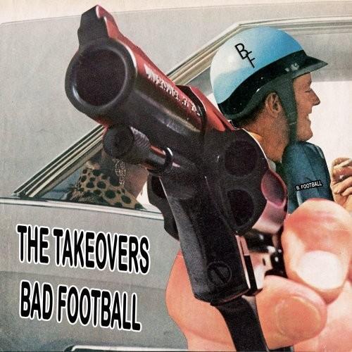 Bad Football [CD]