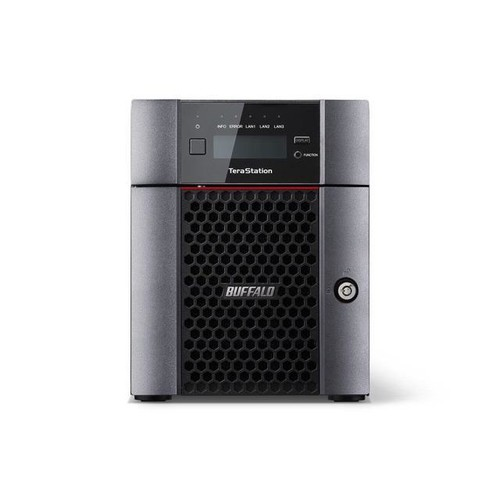 Buffalo TeraStation 5410DN Desktop 8TB NAS Hard Drives Included