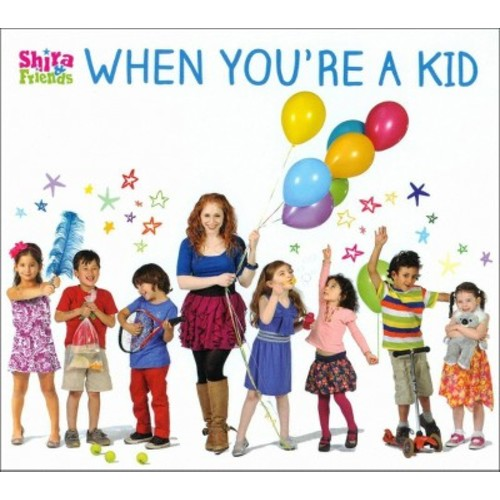 When You're a Kid [CD]
