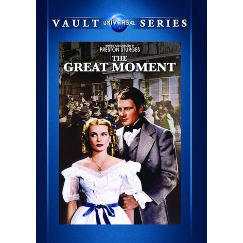 The Great Moment [DVD] [1940]