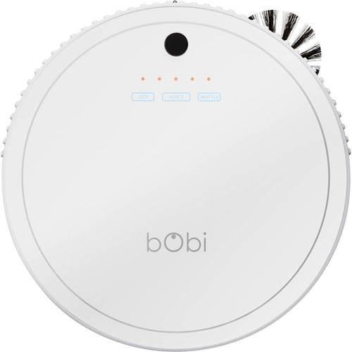 bObsweep - bObi Robotic Vacuum - Snow