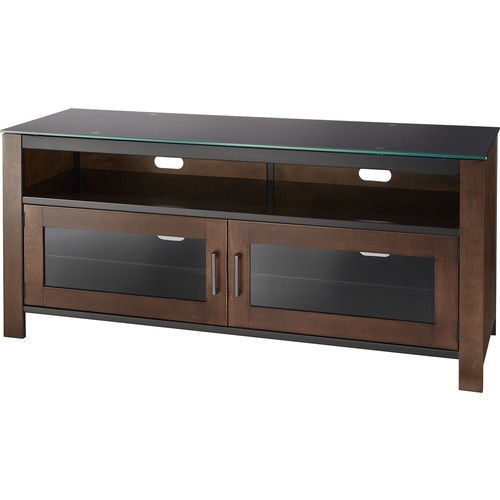 Insignia - TV Stand for Most Flat-Panel TVs Up to 60