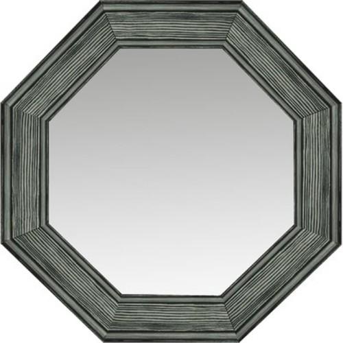 Celia Reclaimed Wood Wall Mirror