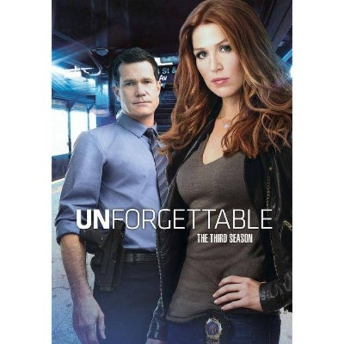 Unforgettable: The Third Season [4 Discs]