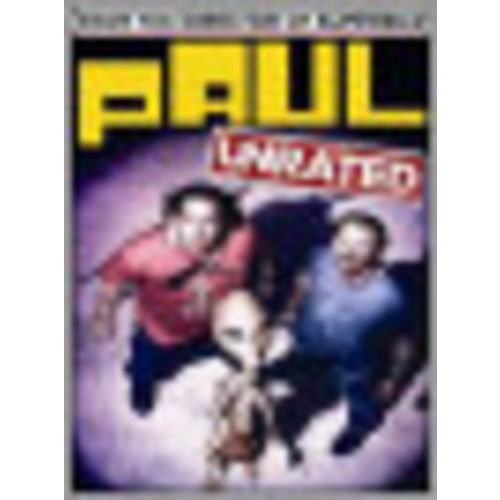Paul (Blu-ray Disc) (3 Disc) (Steel Book) (Limited Edition) (Ultraviolet Digital Copy) 2011