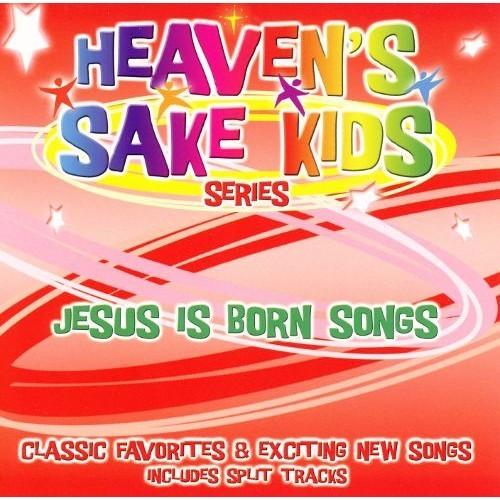 Jesus Is Born Songs [CD]