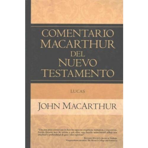 Lucas (Hardcover) (John MacArthur)