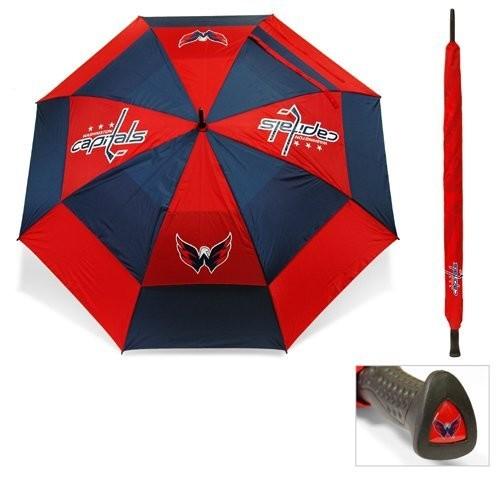 Team Golf Washington Capitals 62 Double Canopy Umbrella