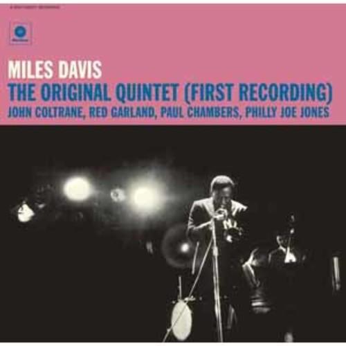 Miles Davis - The Original Quintet (First Recording) [Import] [Vinyl]