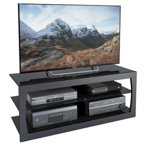CorLiving - Santa Lana TV Stand for Most Flat-Panel TVs Up to 60