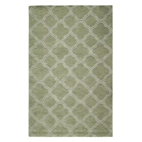 Home Decorators Collection Morocco Sage 5 ft. 3 in. x 8 ft. 3 in. Area Rug