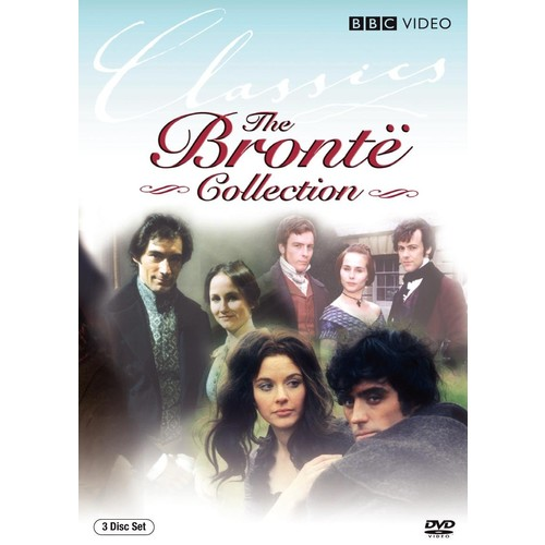The Bronte Collection (Jane Eyre / The Tenant of Wildfell Hall / Wuthering Heights): Zelah Clarke, Timothy Dalton, Tara Fitzgerald, Ian McShane, Angela Scoular: Movies & TV