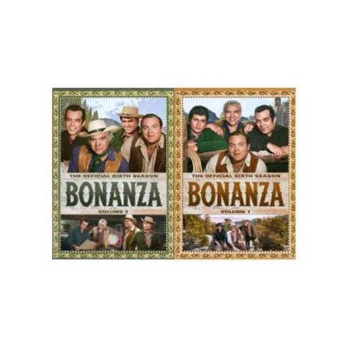 Bonanza: Official Sixth Season, Vol. 1 & 2
