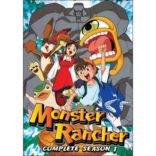 Monster Rancher: Season One
