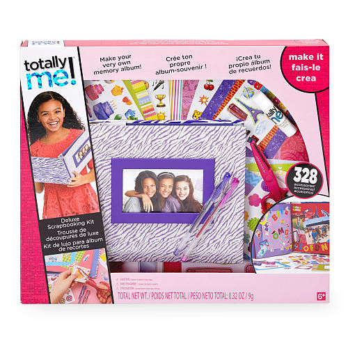 Totally Me! Deluxe Scrapbooking Kit