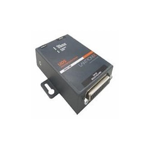 Lantronix Device Server UDS 1100-PoE - Device server - Ethernet, Fast Ethernet, RS-232, RS-422, RS-485