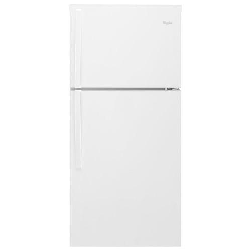 Whirlpool 19.2 Cu. Ft. Top Freezer Refrigerator - White