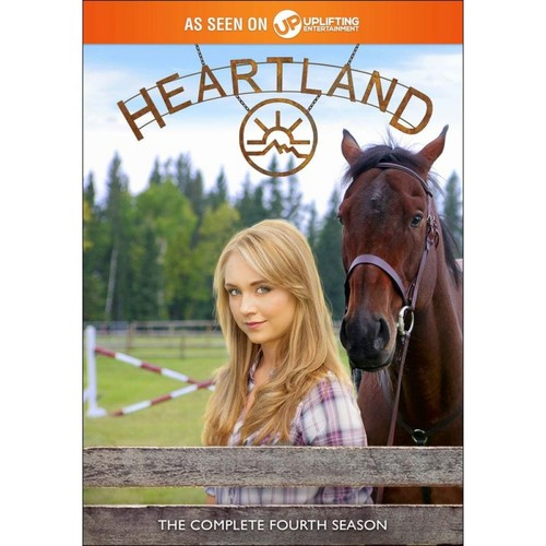 Heartland: The Complete Fourth Season [5 Discs] [DVD]