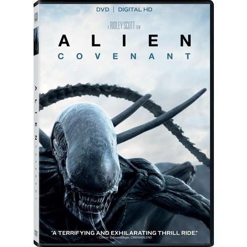 Alien: Covenant (DVD / Digital HD)