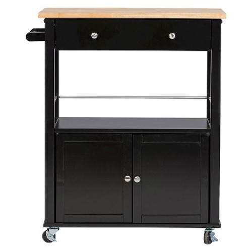 Baxton Studio Denton Kitchen Cart