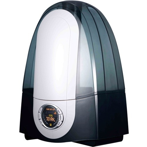 Optimus 2.0 gal Output Cool Mist Ultrasonic Humidifier with LCD Display