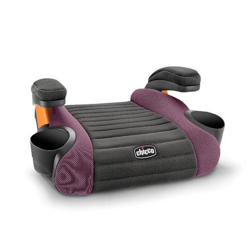 Chicco GoFit Belt-Positioning Backless Booster Car Seat - Grape