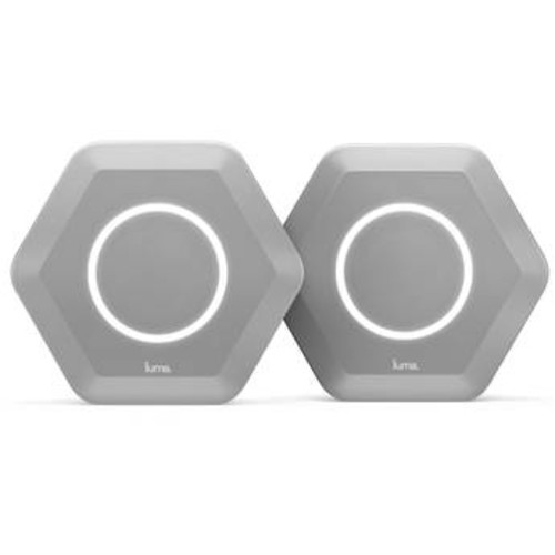 Luma Home Wi-Fi System (2-Pack, Gray)