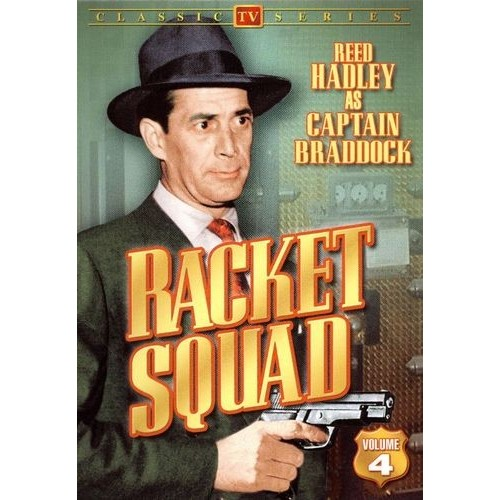 Racket Squad, Vol. 4 [DVD]