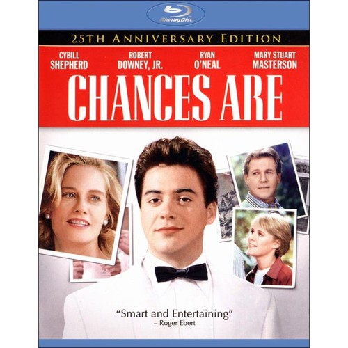Chances Are [Blu-ray] [1989]