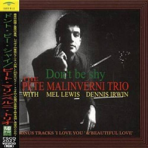 Don't Be Shy [Bonus Tracks] [CD]