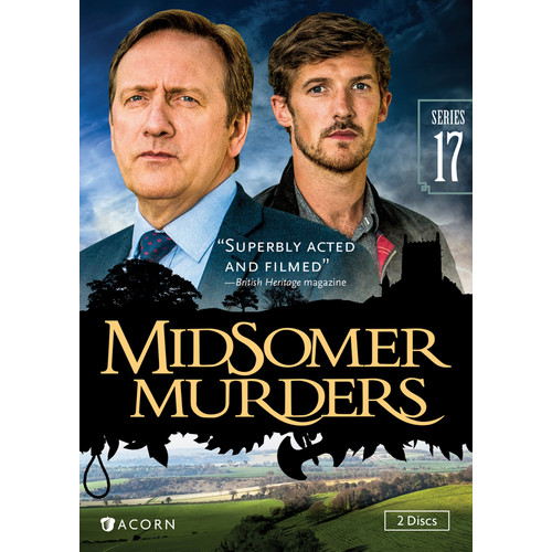 Midsomer Murders: Series 17 [DVD]