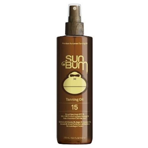 Sun Bum Tanning Oil - SPF 15 - 8.0oz