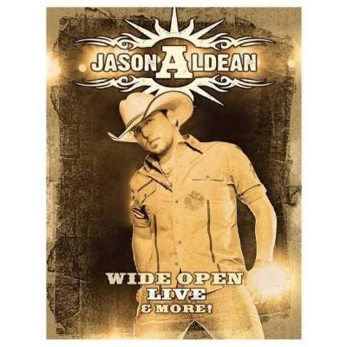 Jason Aldean: Wide Open Live & More