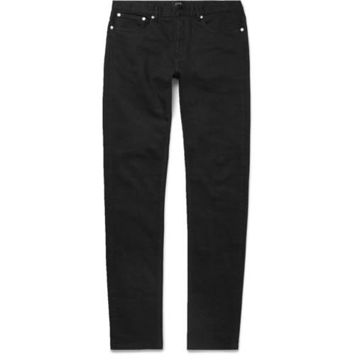 A.P.C. - Petit Standard Slim-Fit Stretch-Denim Jeans