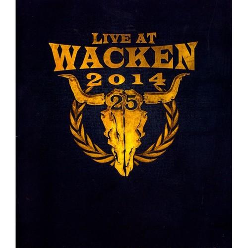 25 Years of Wacken: Snapshots, Scraps, Thoughts & Sounds [Blu-Ray] [Blu-Ray Disc]