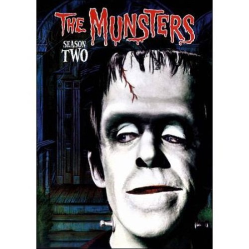 The Munsters: The Complete Second Season (DVD)
