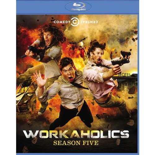 Workaholics: Season Five [2 Discs] [Blu-ray]