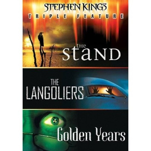 Stephen King Triple Feature (DVD)