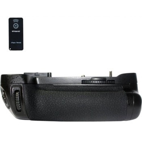 Polaroid Wireless Performance Battery Grip for Nikon D600 DSLR Camera