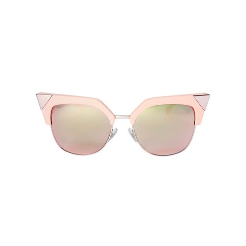 FENDI Pink Cat Eye Sunglasses