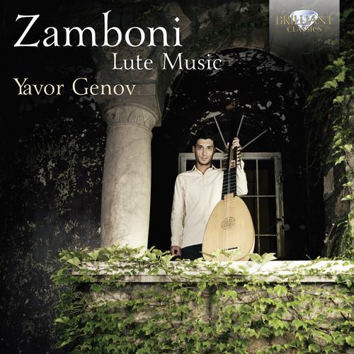 Giovanni Zamboni - Zamboni: Lute Music