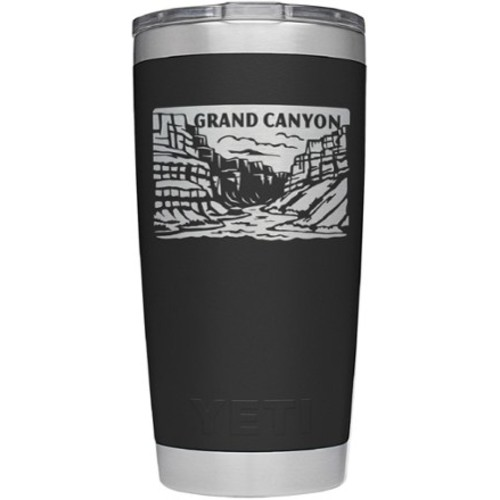 Grand Canyon Rambler Tumbler with MagSlider Lid - 20 fl. oz.