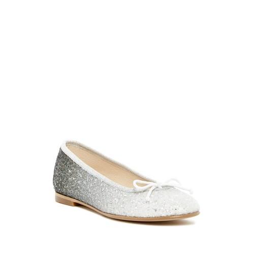 Ombre Glitter Ballet Flat