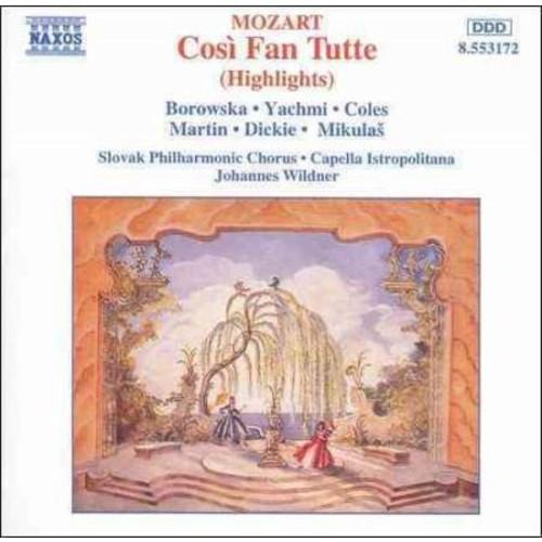 Various - Mozart: Cosi Fan Tutte