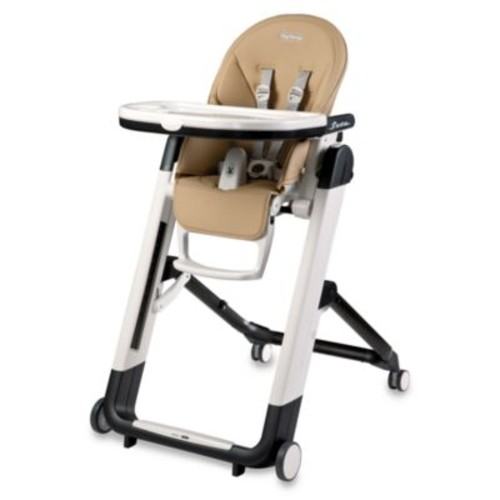 Peg Perego Siesta High Chair in Noce Beige