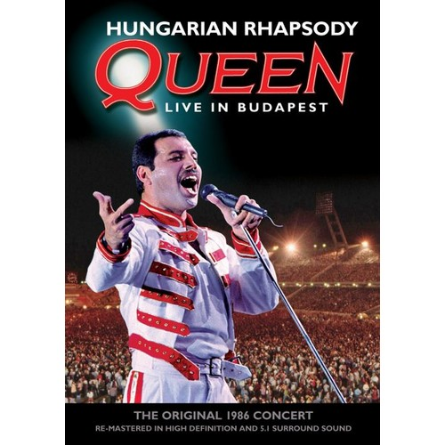 Hungarian Rhapsody: Queen Live in Budapest [DVD/2CD] [CD & DVD]