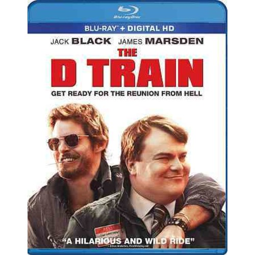 The D Train (Blu-ray Disc) [The D Train Blu-ray Disc]