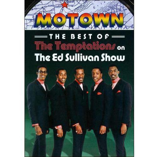 Best of the Temptations on the Ed Sullivan Show [Video] [DVD]